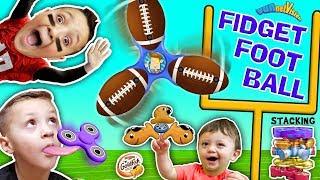 Download FIDGET SPINNER FOOTBALL GAME + TRICKS + FIDGET BEYBLADES + SPINNING TIMES + Goldfish + FUNnel V Video