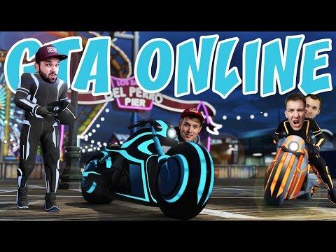 GTA V ONLINE - DEADLINE |  Pedro, Jirka, House a Mates