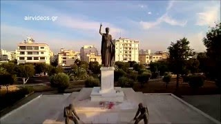 Cyprus by Drone | Nicosia - Lefkosia