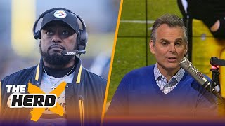 Colin Cowherd on Mike Tomlin