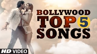 Bollywood Weekly Top 5 Songs | Episode 1| Latest Hindi Songs | T-Series
