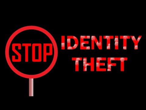 Identity theft: What people do to steal your identity. Listen from a police officer