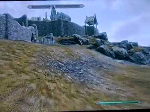 Skyrim: Whiterun Chest WITHOUT Using Barrel! EASY!