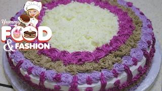 White Forest Cake Easy Recipe