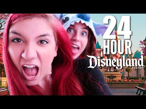 24 HOUR DISNEYLAND CHALLENGE