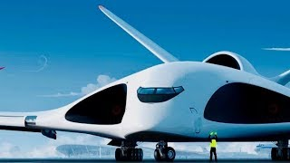 Future Russian Military Supersonic Stealth Cargo Transport Plane - Quick Troop & Tank Delivery