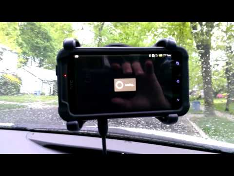 HTC One X Cable Activates Car Dock App
