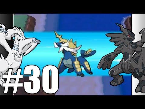 Pokemon Black & White Walkthrough - Episode 30: Deus Ex Machina.. Route 17 and 18 Finished! 'HD'