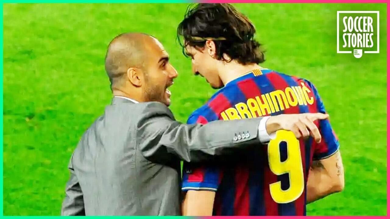 The 6 biggest fights at FC Barcelona   Oh My Goal