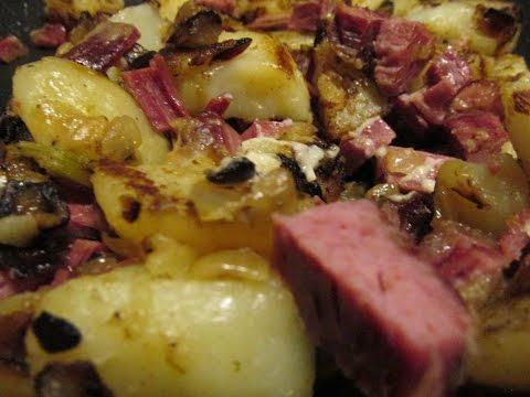 Worlds best Corned Beef Hash recipe