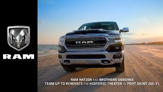 Support The Port | Brothers Osborne | All-New 2019 Ram 1500