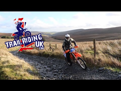 Trail Riding UK - The Intro