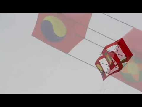 The traditional Box Kite