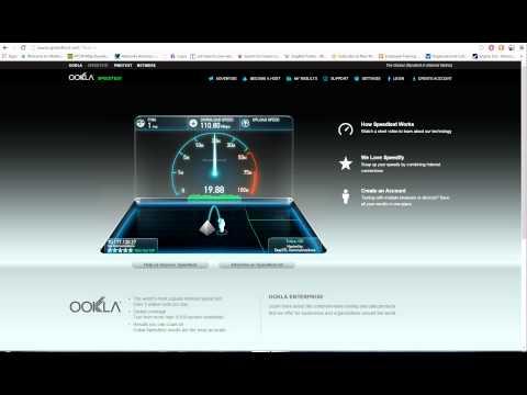 Cox Premium Speed Test