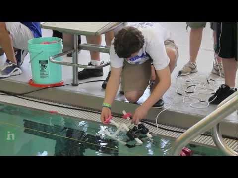2012 SeaPerch National Challenge in Manassas Park, Va.