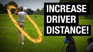 Increase Your Driver Distance (Activate Your Arms To Increase Club Speed!)