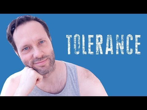 Let's have more tolerance - Good Talk about life