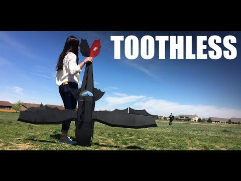 MESArc - DIY Toothless