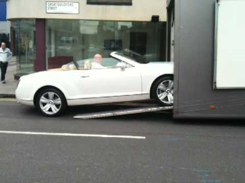 SPOTTED - NOW IS THE BEST TIME TO SELL OR BUY A BENTLEY GTC