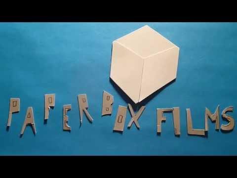 PaperBox Films - intro (paper version)