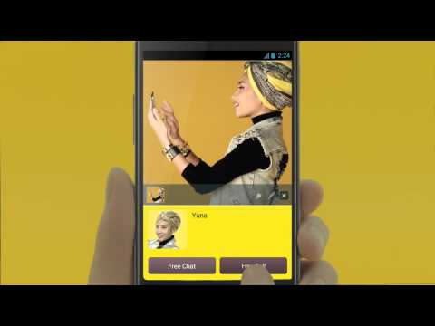 KakaoTalk Voice Call Advertisement (Malaysia) CHINESE VERSION