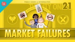 Market Failures, Taxes, and Subsidies: Crash Course Economics #21