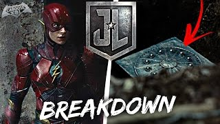 Justice League Trailer BREAKDOWN! Easter Eggs & More!