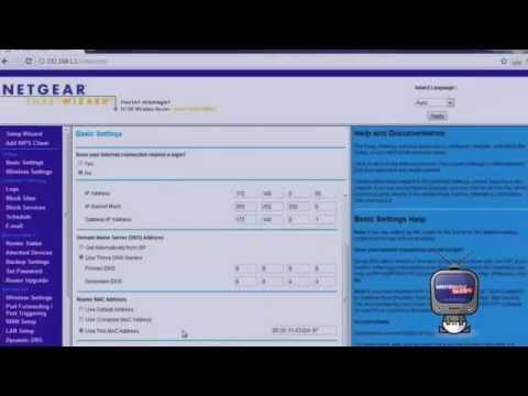 How To Setup DNS for NETGEAR