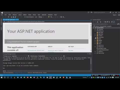 How to create facebook Like System in ASP.NET MVC 5 in Few Minutes