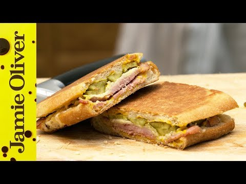 Cubano Ham and Cheese Melt | Primal Will