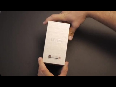 LG G3 unboxing