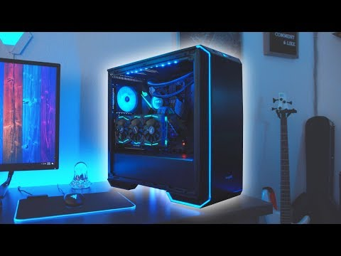 My Ultimate Ryzen 2700X ALL AMD Gaming PC Build! - May 2018