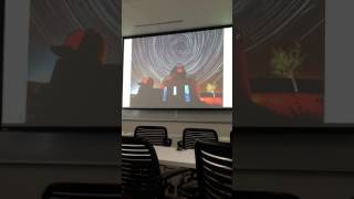 Student proves Flat Earth in Geology class