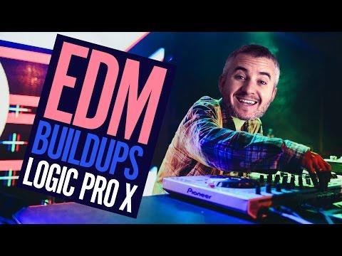 How To Create EDM Buildups In Logic Pro X