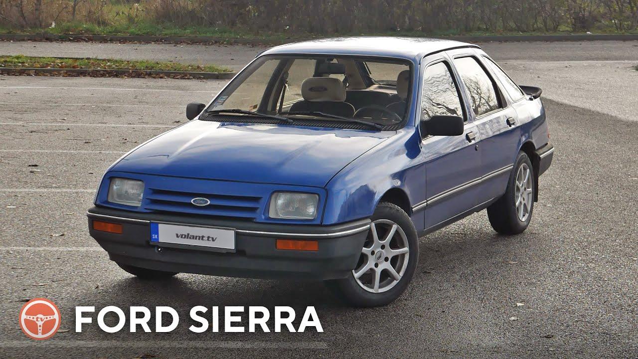 Ford Sierra bol inšpirácia pre Škodu Octavia - volant.tv