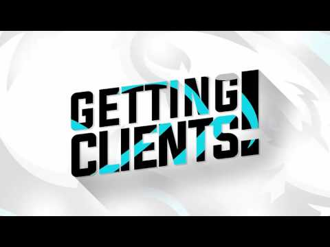Designer Tips - Getting Clients!