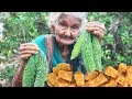 Healthy Bitter Gaurd Curry With Jaggery By 106 Granny |Country foods