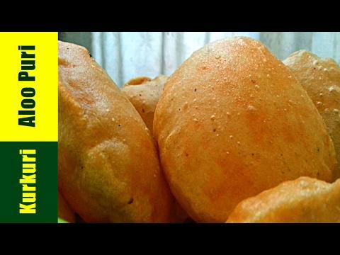 Aloo Puri Recipe || Aloo Puri Recipe in Hindi | How to Make Perfect Puri | Aloo Ki Sabzi