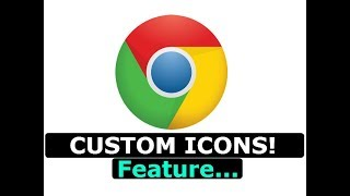 How to Create Custom Desktop Icons with Google Chrome