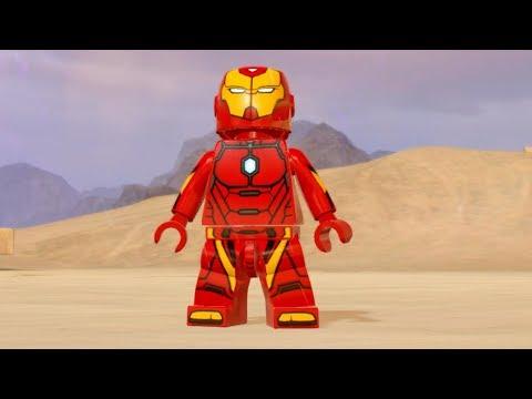 Avengers Infinity War Iron Man! LEGO Marvel Superheroes 2