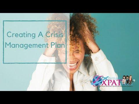 Create Your Crisis Management Plan