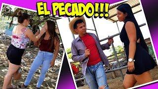 Download AHÍ ANDAS EL PECADO TODAVÍA!!!| Casos de La Vida Real 🎬Corto 🎥 Sketch Video