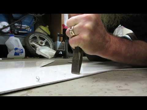 bending aluminum