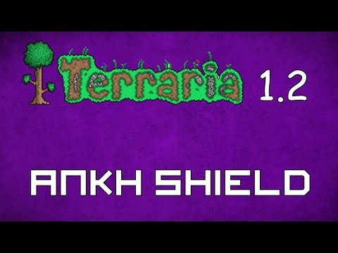 Ankh Shield - Terraria 1.2 Guide New Ultimate Accessory! - GullofDoom - Guide/Tutorial