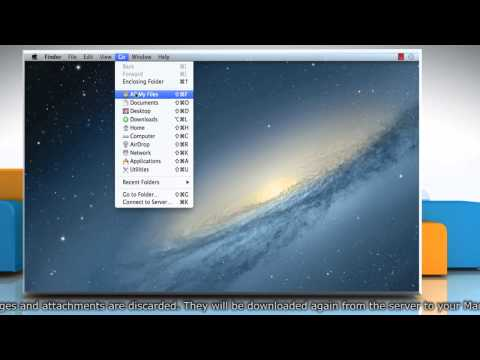 How to rebuild mailboxes in the Mail app of a Mac® OS X™