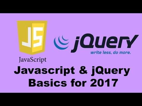 11 - use Javascript to create a