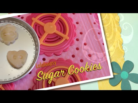 ✿‿✿ Lalaloopsy Baking Oven - Button Sugar Cookies
