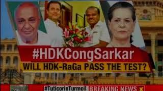 Epicentre Bengaluru BJP adopts wait and watch; will HDK Congress Sarkar pass the test