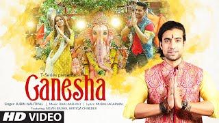 Ganesha Song   Jubin Nautiyal   Arjan Bajwa & Hritiqa Chheber   Murali Agarwal   Raaj Aashoo