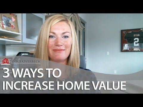 Atlanta Real Estate Agent | Janice Overbeck: 3 ways to increase home value